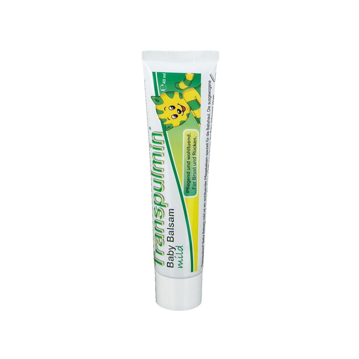 Transpulmin® Baby Balsam mild