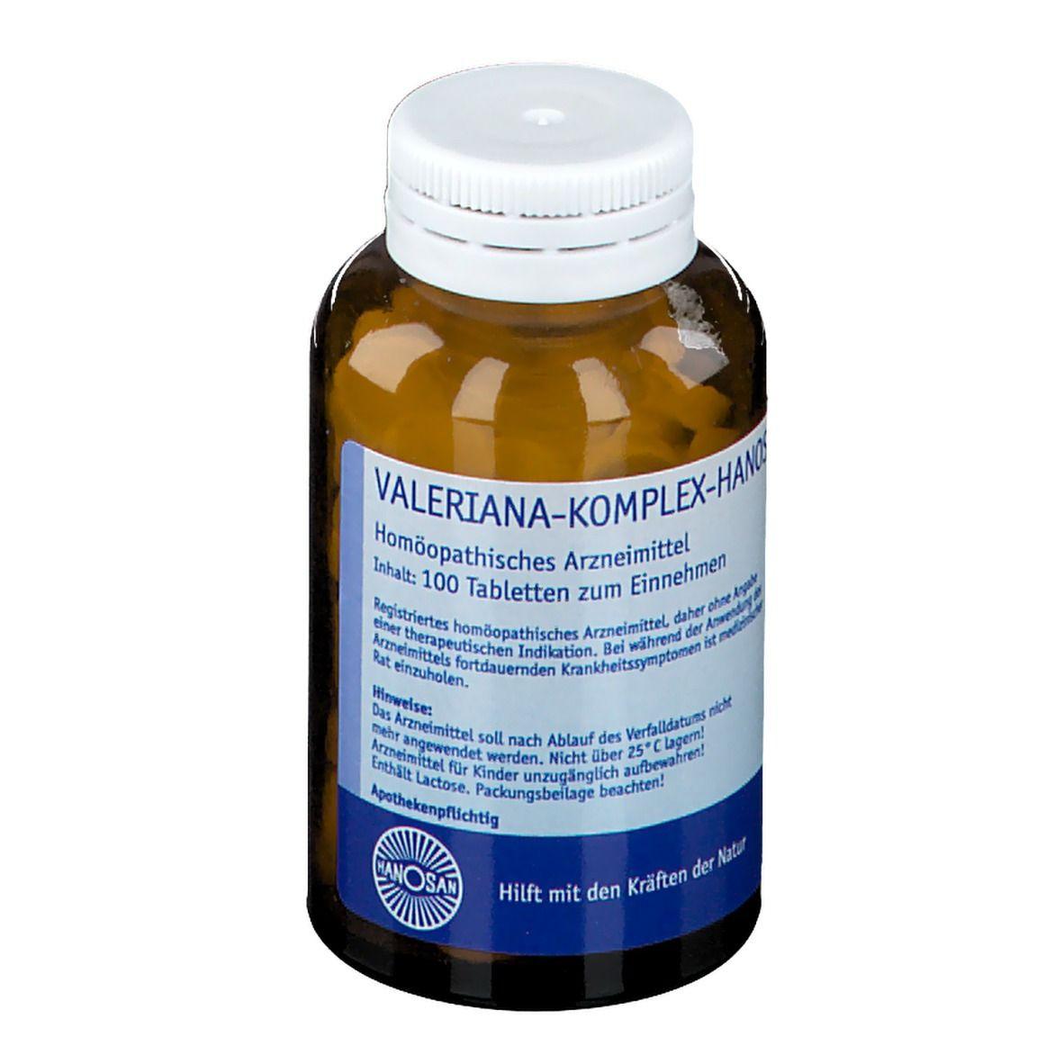 VALERIANA-KOMPLEX