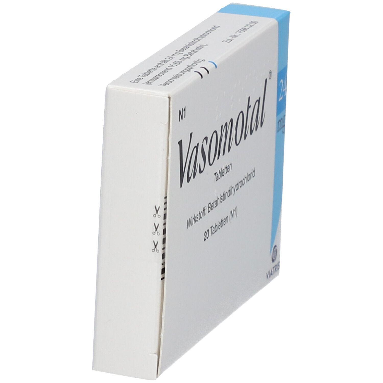 Vasomotal 24 mg Tabletten