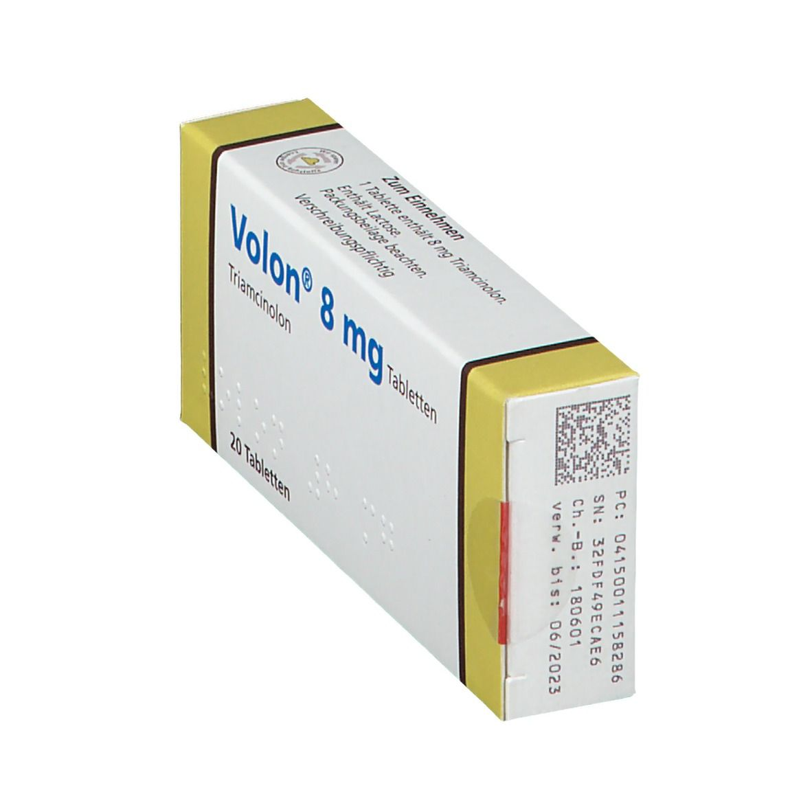 Volon 8 mg Tabletten