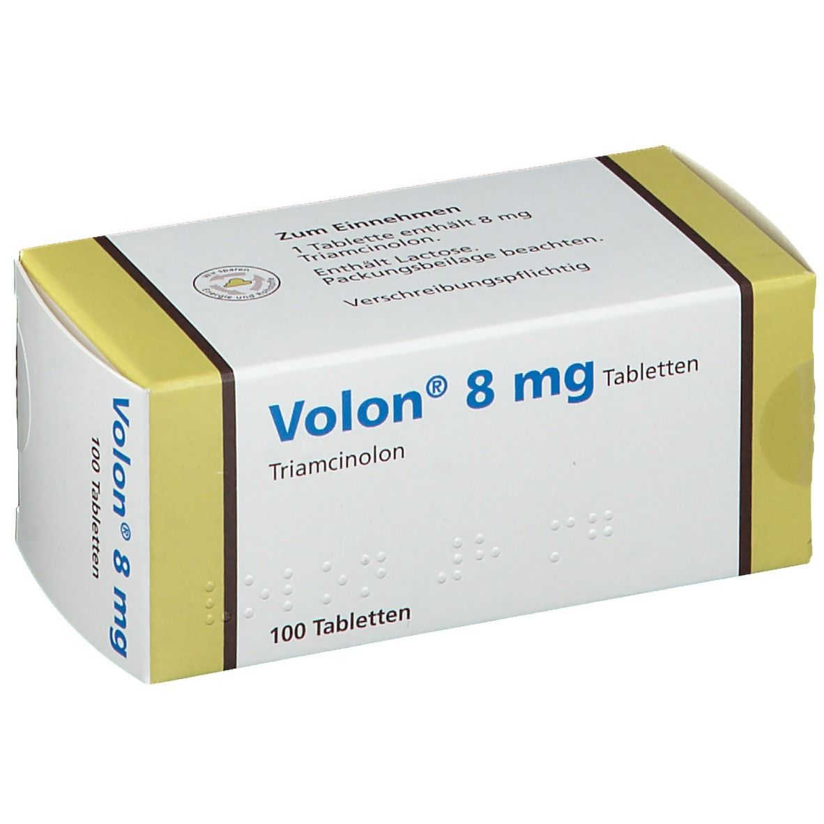 Volon 8 mg Tabletten