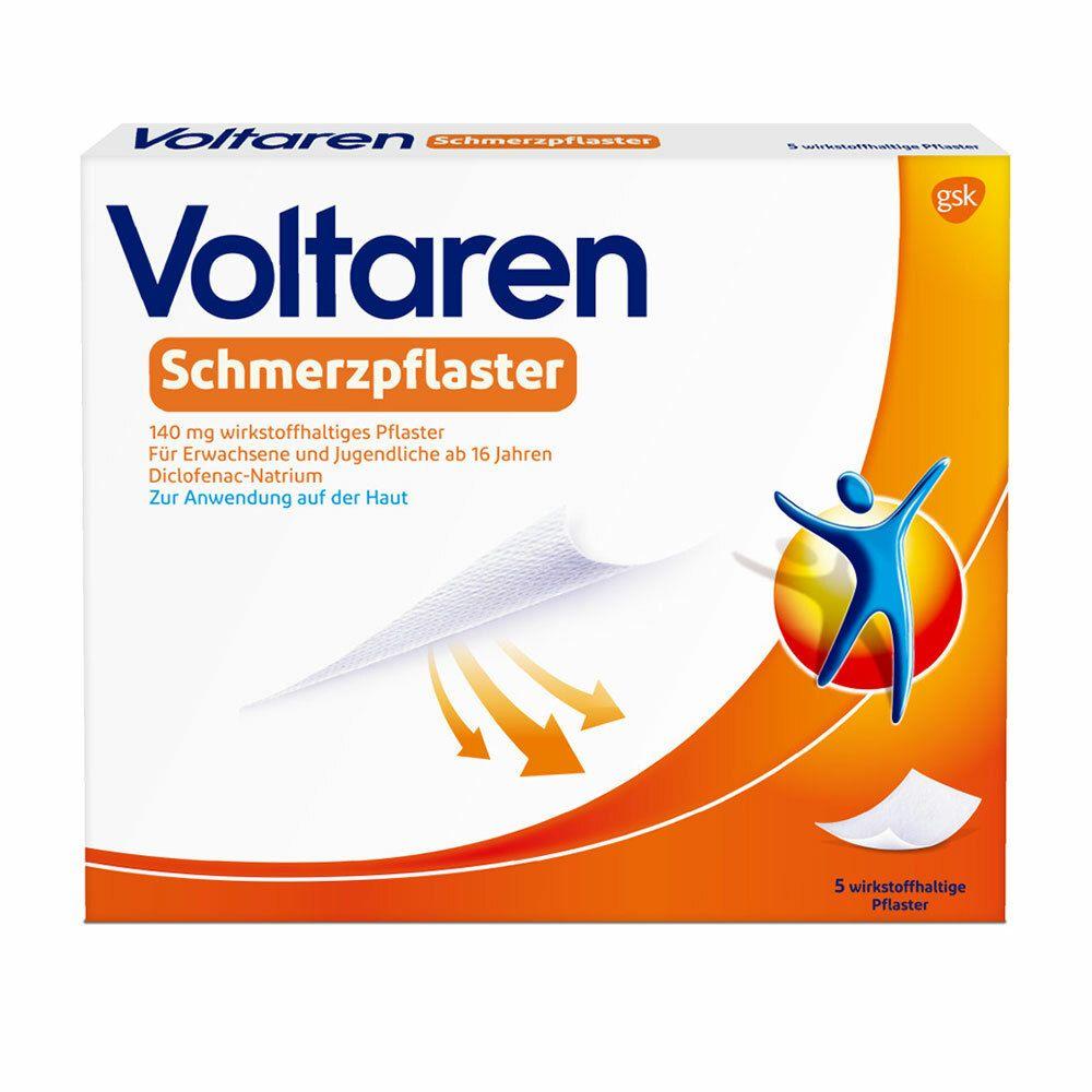 Voltaren Schmerzpflaster Diclofenac-Natrium 140 mg