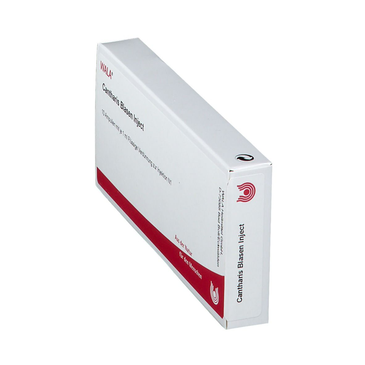 WALA® Cantharis Blasen Inject Amp.