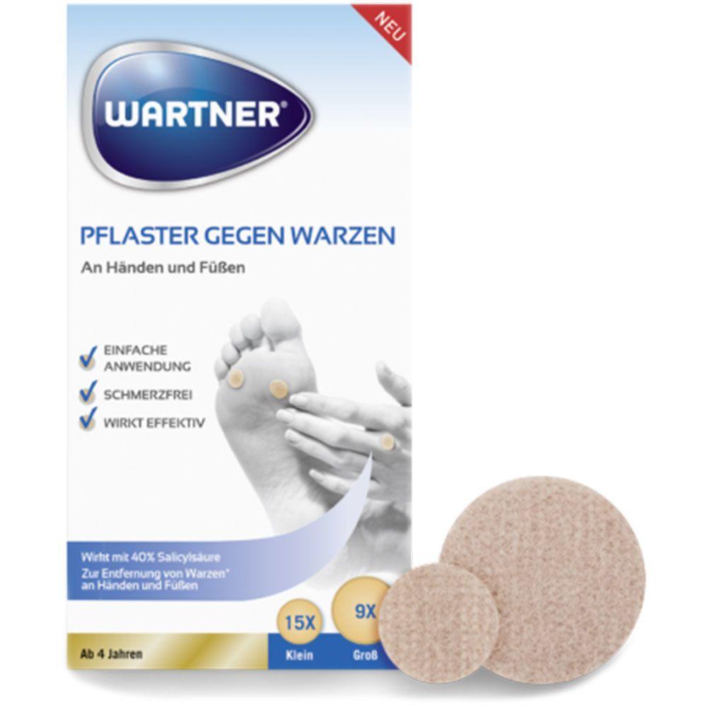 WARTNER® Pflaster gegen Warzen