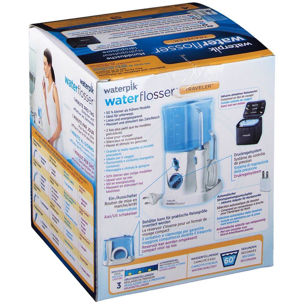Waterpik® Traveler WP-300E Munddusche