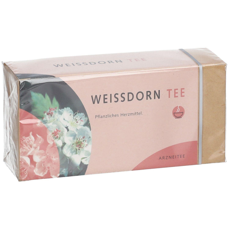 Weißdorn Tee