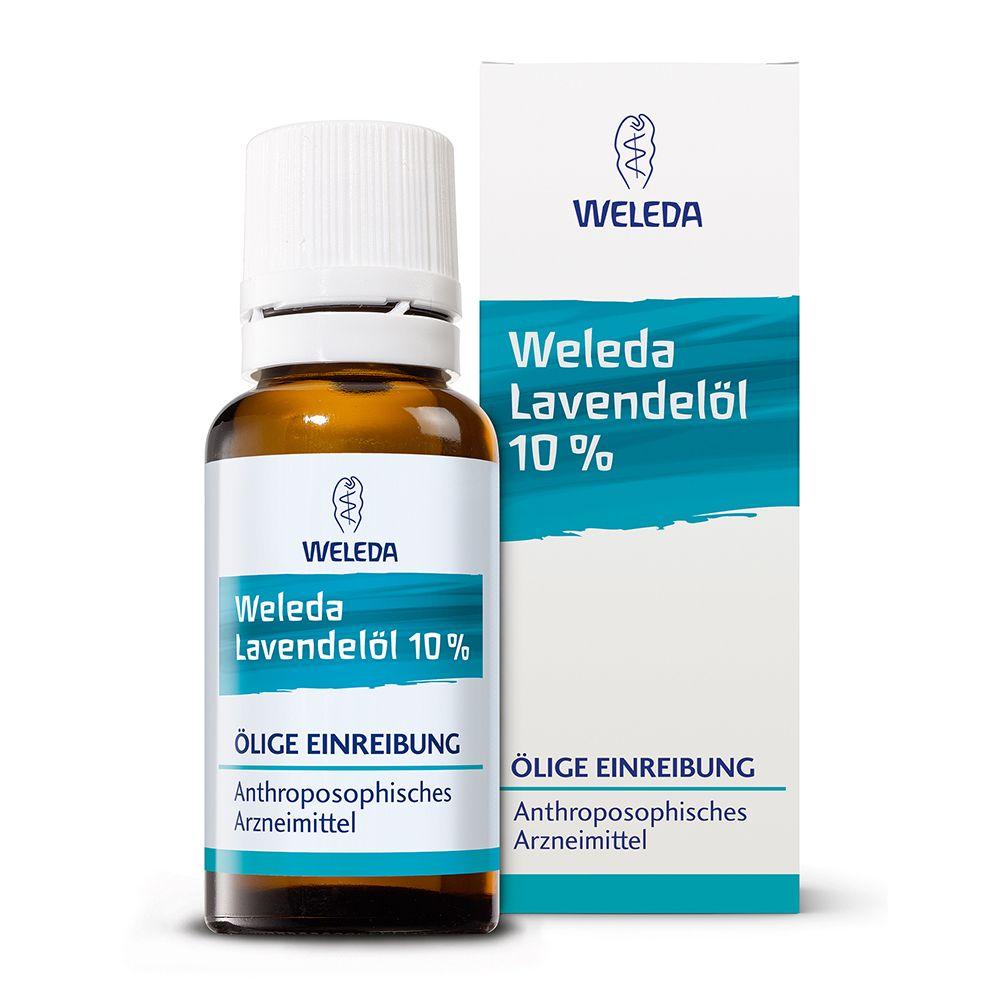 Weleda Lavendelöl 10%