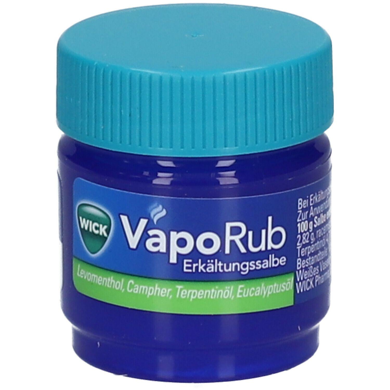 Tricks zum Abnehmen mit Vick Vaporub