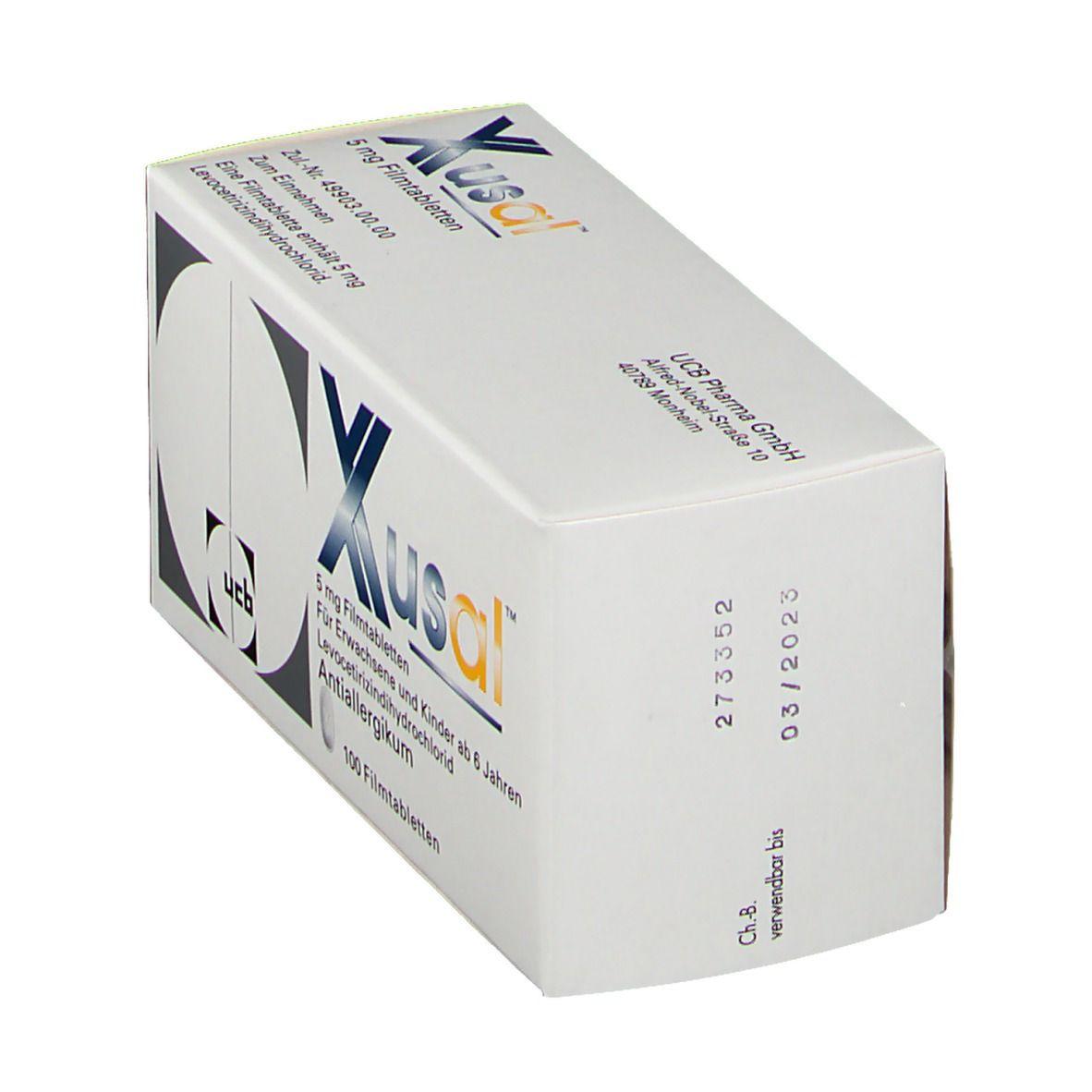 Xusal™ 5 mg Filmtabletten