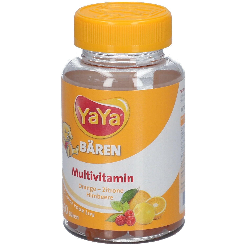 YaYa® Bären Multivitamin