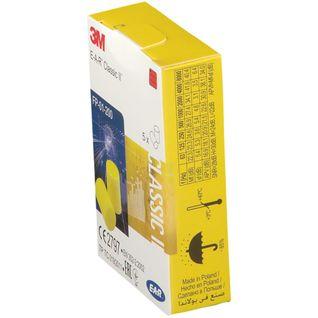 3M™ E-A-R™ Classic™ II vorzuformende Gehörschutzstöpsel