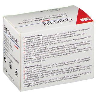 3M™ Opticlude™ Augenokklusionspflaster Hautfarben mini