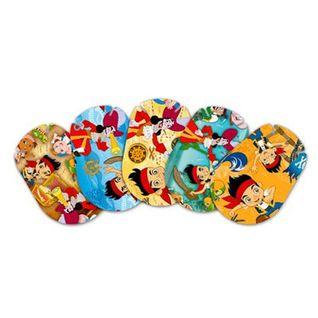 3M Opticlude Augenpflaster Comfort Disney Jake Größe Midi