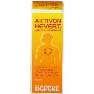 AKTIVON-HEVERT® KREISLAUFTROPFEN