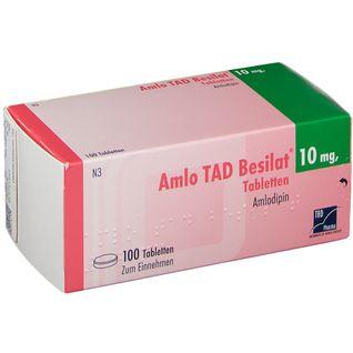 AMLO TAD BESILAT 10MG TABL