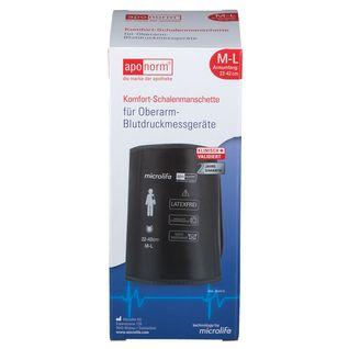 aponorm® Oberarm Softmanschette Gr. M-L 22 cm - 42 cm