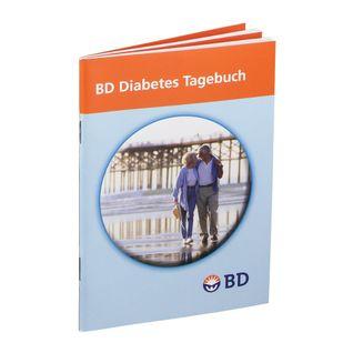 bd diabetes tagebuch f r insulinpflichtige diabetiker 1 st shop. Black Bedroom Furniture Sets. Home Design Ideas