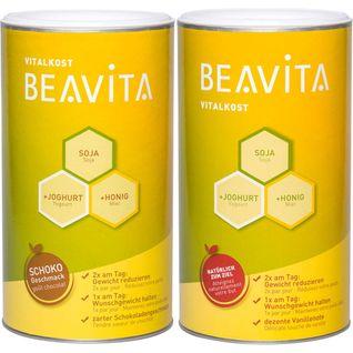 BEAVITA Vitalkost Original Vanille & Schoko