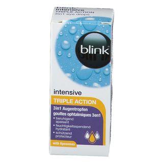 blink® intensive TRIPLE ACTION