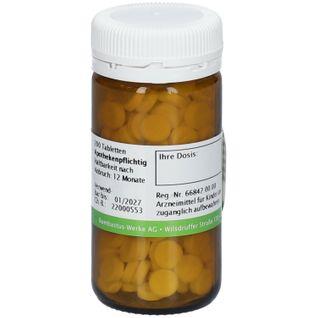 Bombastus Biochemie 11 Silicea D12 Tabletten