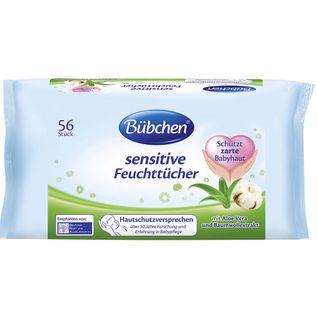 Bübchen® sensitive Feuchttücher