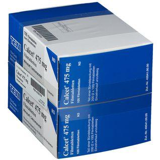 Calcet® 475 mg Filmtabletten