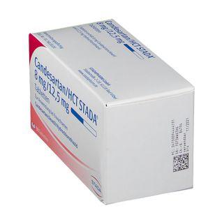 Candesartan HCT Stada® 8 mg/12,5 mg Tabletten