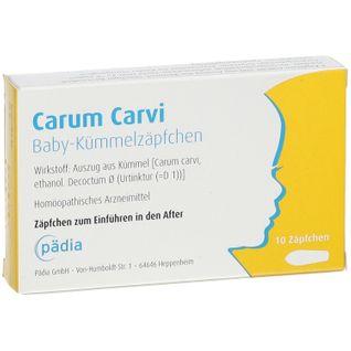Carum Carvi® Baby-Kümmelzäpfchen
