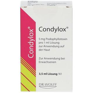 Condylox Loesung