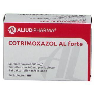 Cotrimoxazol Al forte Tabletten 20 St - shop-apotheke.com