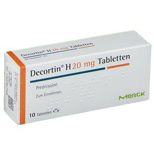 Decortin H 20 Tabl.