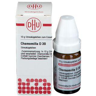 DHU Chamomilla D30