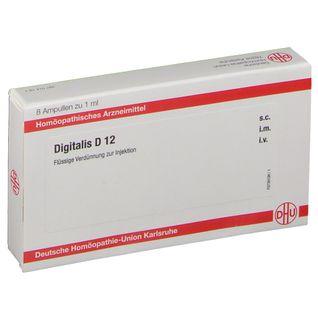 DHU Digitalis D12