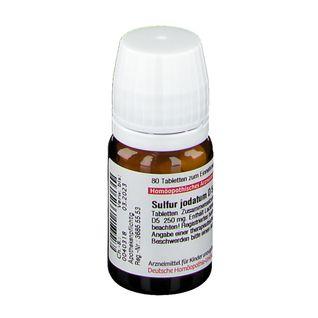 DHU Sulfur Jodatum D5