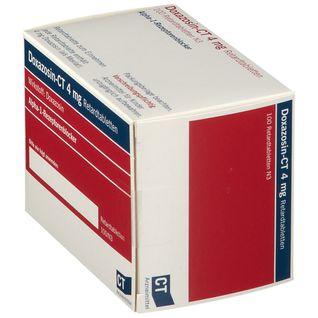 Doxazosin-CT 4 mg Retardtabletten