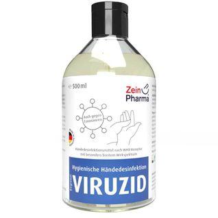 Handdesinfektionsmittel Viruzid