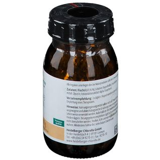Heidelberger Chlorella® Omega-3 Fischöl