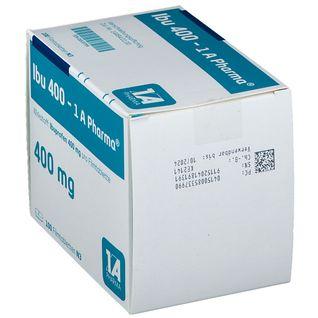 Ibu 400 1a Pharma Filmtabletten