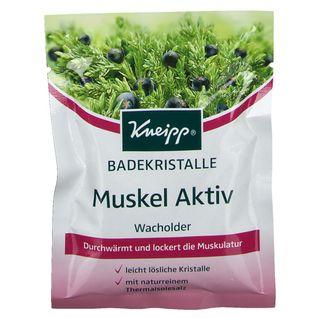 Kneipp® Badekristalle Muskel Aktiv Wacholder