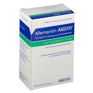 MEMANTIN ARISTO 10MG/ML