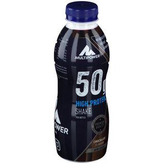 Multipower 50 g High Protein Shake, Schokolade
