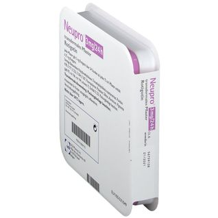 Neupro 3 mg/24 h transdermale Pflaster