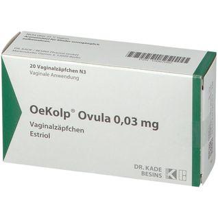 OEKOLP OVULA 0.03MG 20 St - shop-apotheke.com