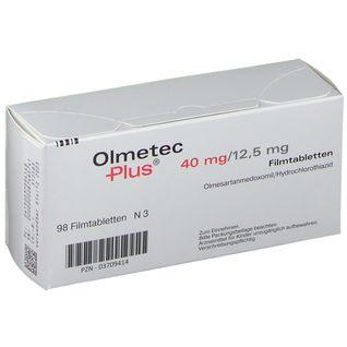 Olmetec Plus 40/12,5 mg Filmtabletten