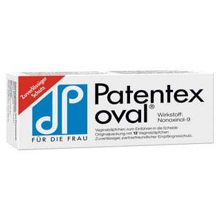 Patentex Oval® 12 St - shop-apotheke.com