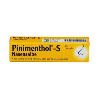 Pinimenthol® S Nasensalbe
