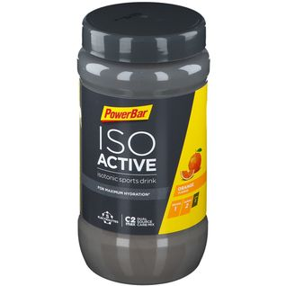 POWERBAR ISOACTIVE ORANGE