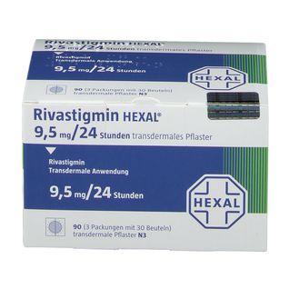 RIVASTIGMIN HEXAL9.5MG/24H