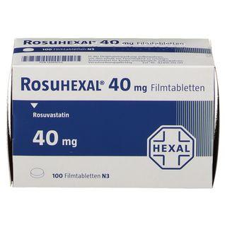 RosuHEXAL® 40 mg Filmtabletten