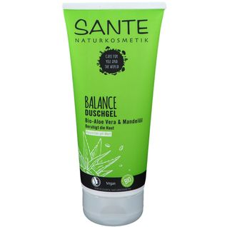 SANTE Naturkosmetik Balance Duschgel Bio-Aloe & Mandelöl